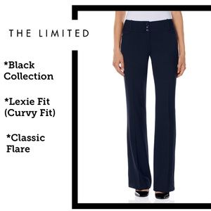 NWT Limited 'Black Collection' Lexie Pant, Sz 10